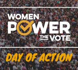 Women Power the Vote Day of Action