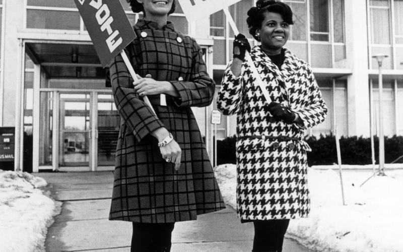 history league of women voters