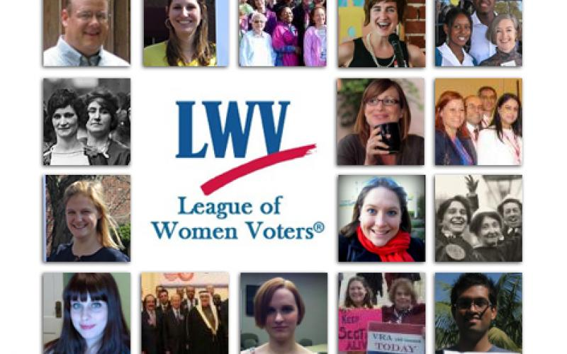 Growing LWV ranks with younger members