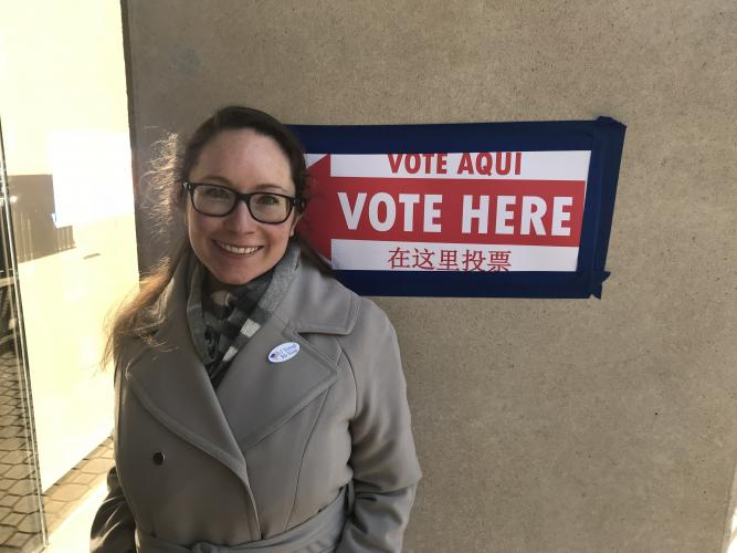 Why I'm an early voter