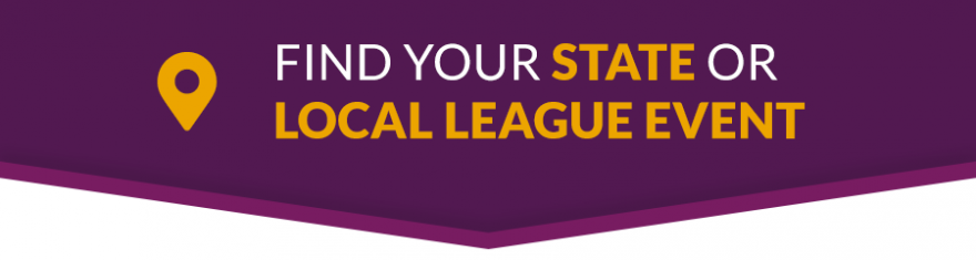 Find Your State of Local League Event