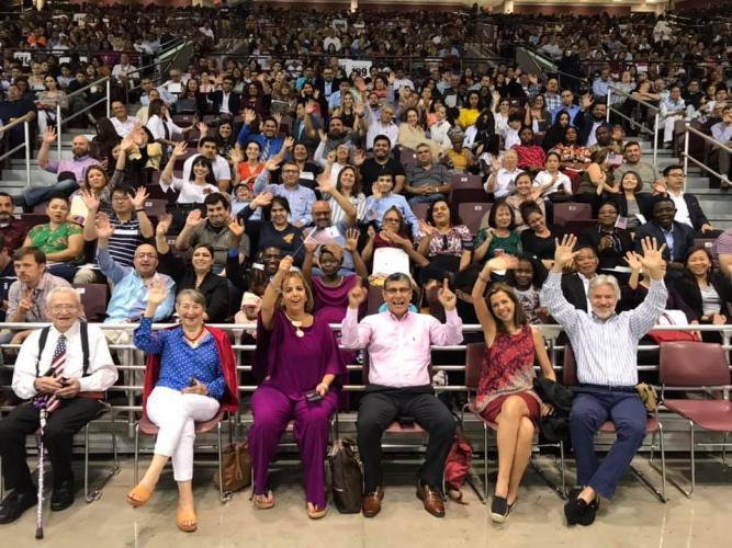 Houston Naturalization Ceremony