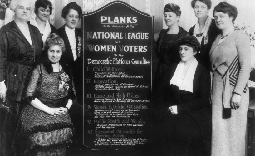 League of Women Voters Founders