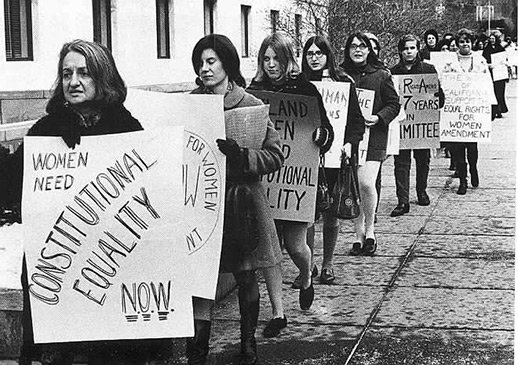 Major Campaign to Ratify the ERA